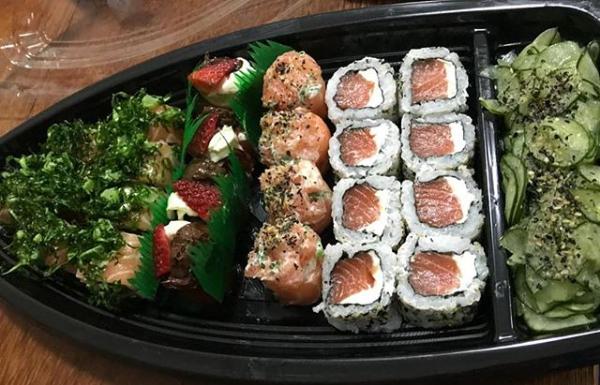 niko sushi bar florianopolis