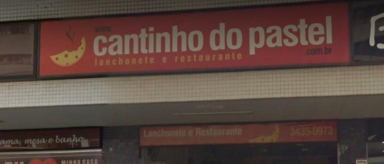 cantinho do pastel brasilia df