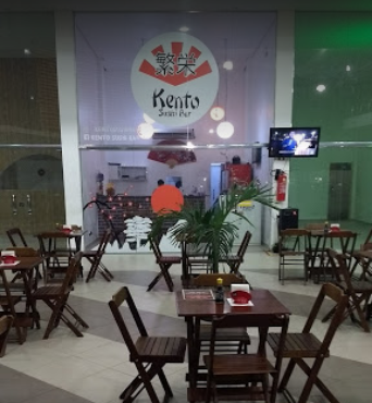kento sushi bar manaus am2