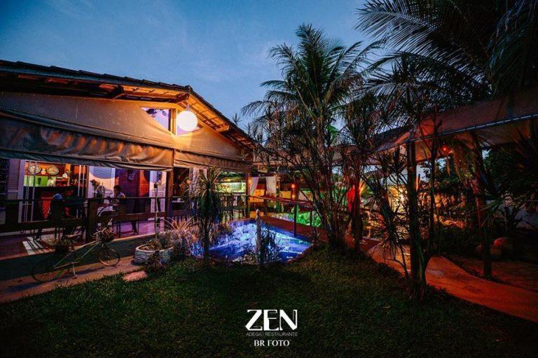 zen adega e restaurante goiânia go