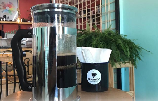 allumiar casa de café aracaju 1