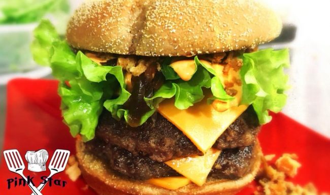 pinkstar burgers campinas 2