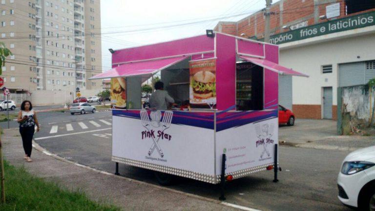 pinkstar burgers campinas
