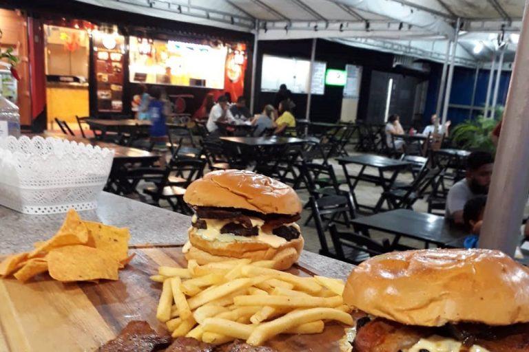 fourfry burger fortaleza ce destaque