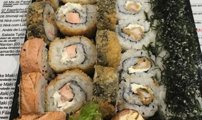 sushi take aracaju se 1