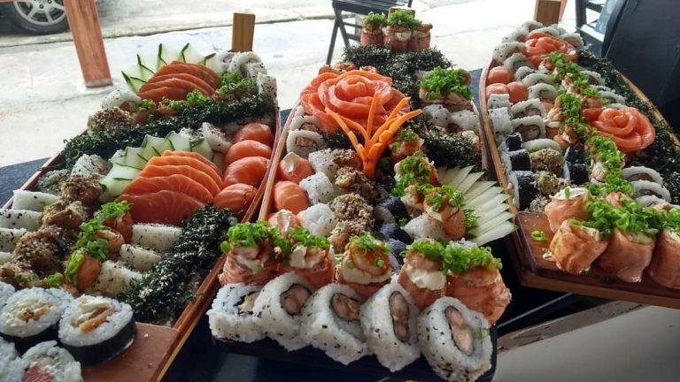 sushi take aracaju se