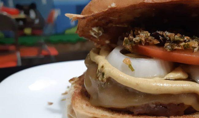 tetris game burger macapa 1