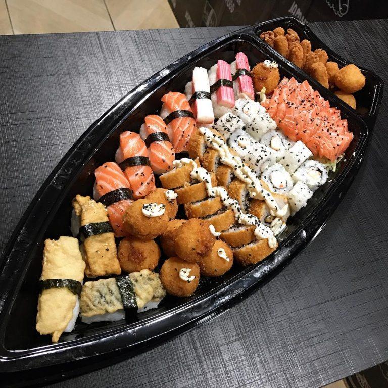 sushi uiversitario macapa ap destaque